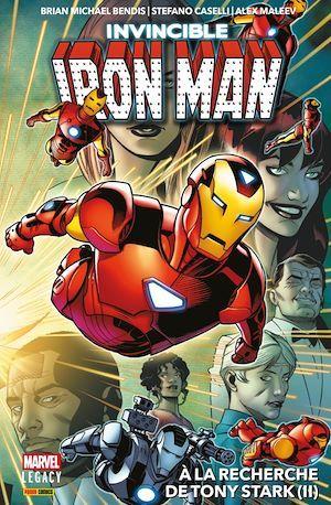 Invincible Iron Man Legacy T02