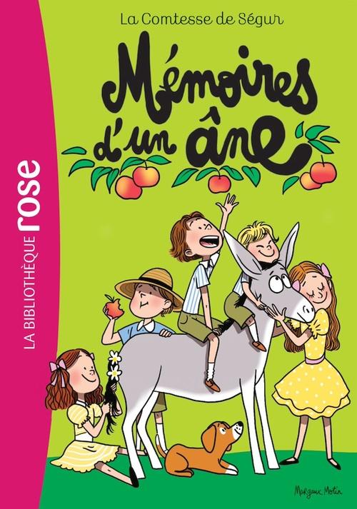 La Comtesse de Ségur 05 NED - Mémoires d'un âne