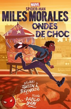 Spider-Man Miles Morales : Ondes de choc