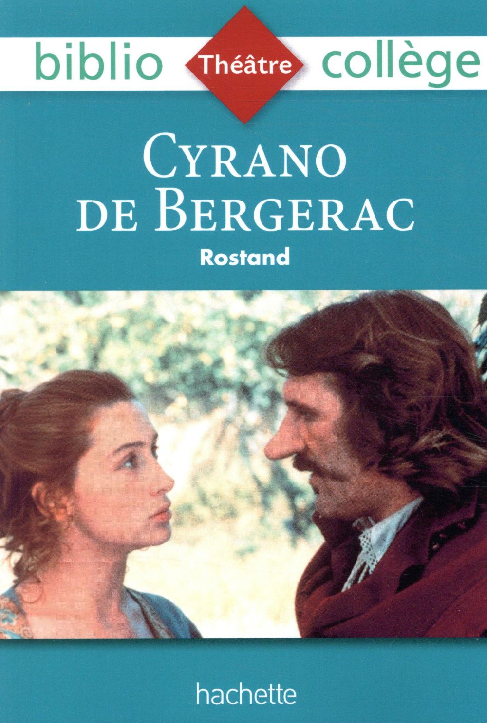 Cyrano de Bergerac, Edmond Rostand