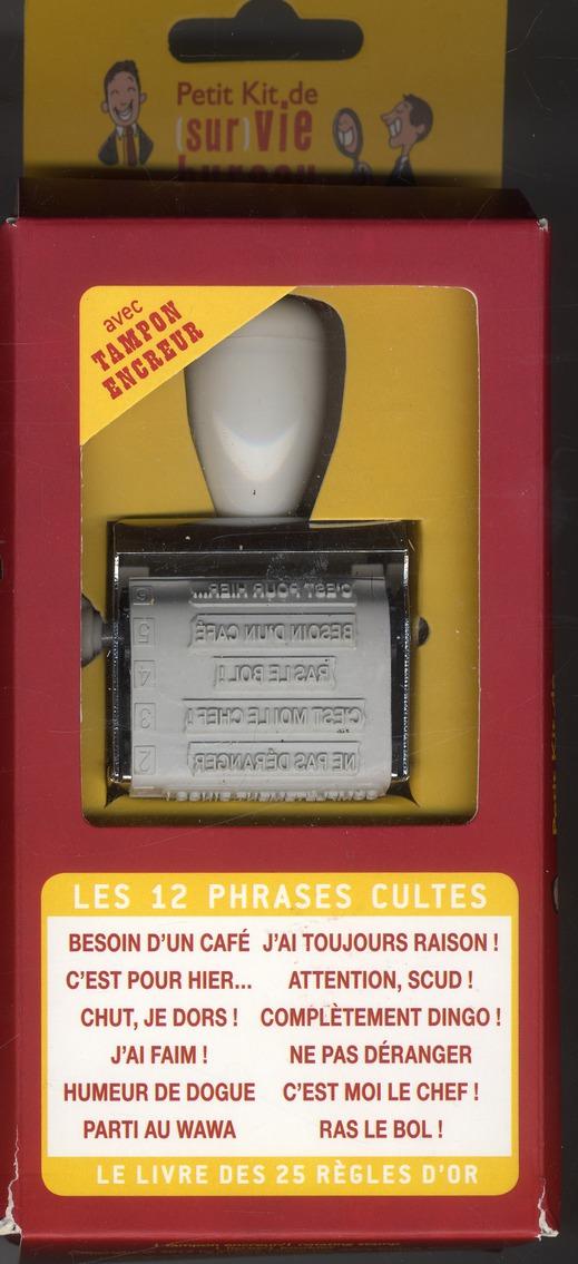 Petit Kit De (Sur)Vie Au Bureau