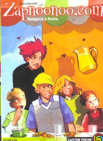zapnoonoo.com t.3 ; romance a rome