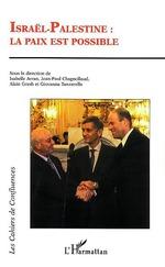Vente EBooks : Israël Palestine : la paix est possible  - Jean-Paul Chagnollaud