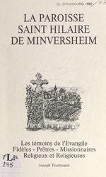 La paroisse Saint-Hilaire de Minversheim