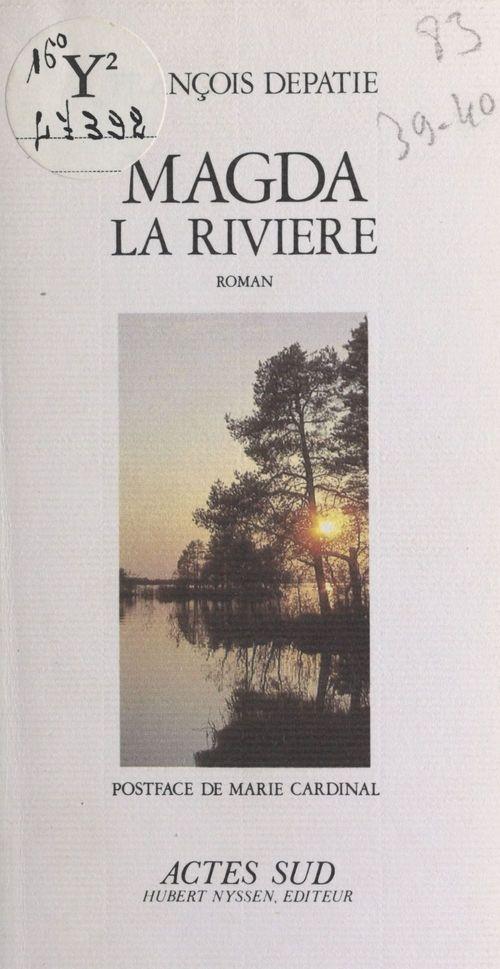 Magda la riviere