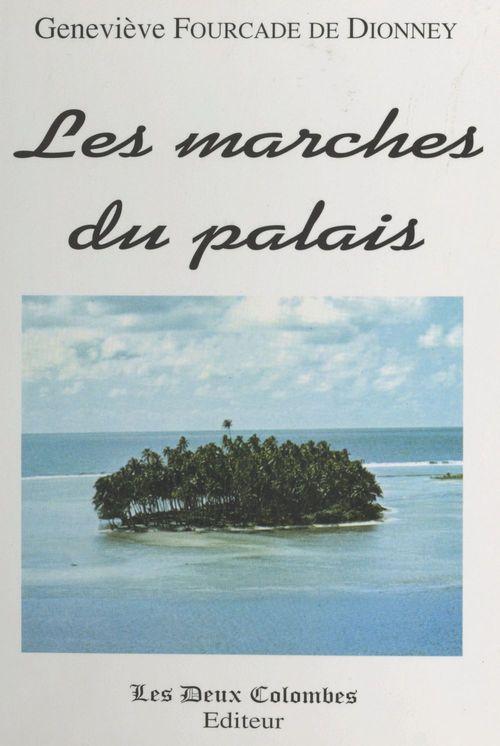 Marches du palais