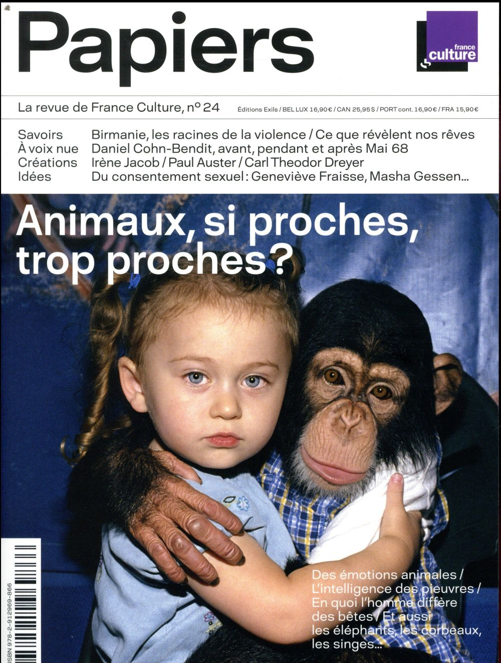 Animaux, si proches, trop proches ?