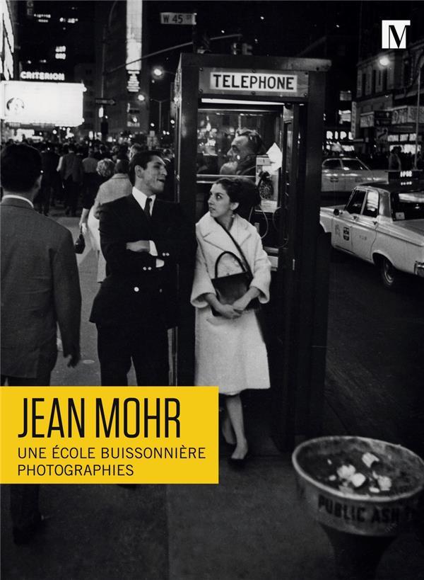 Jean Mohr ; une école buissonnière, photographies