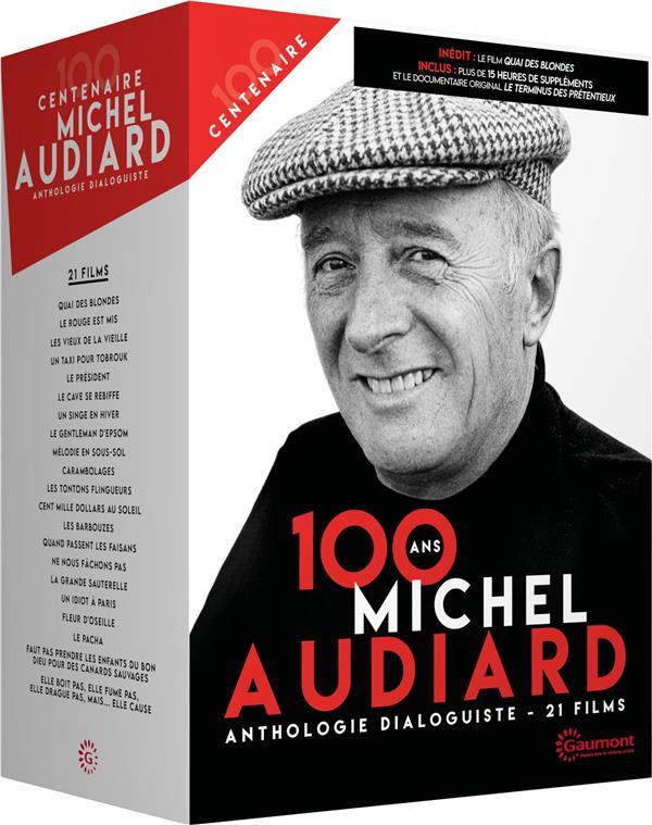 Centenaire Michel Audiard - Anthologie dialoguiste - 21 films