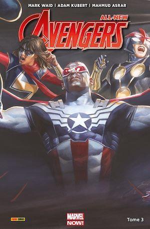 All-New Avengers (2016) T03