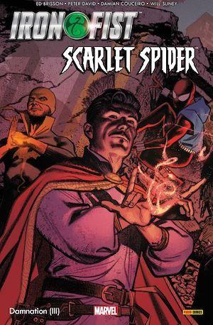 Iron Fist & Scarlet Spider