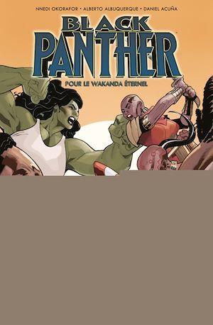 Black Panther : Pour le Wakanda éternel