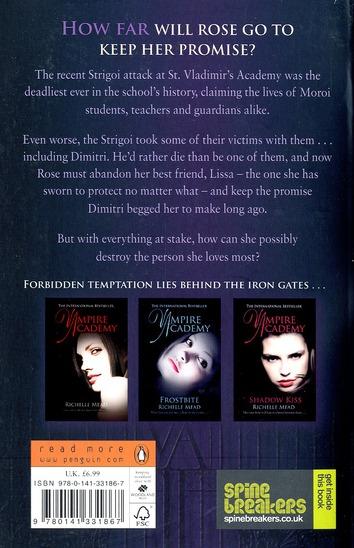 Vampire academy ; blood promise