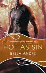 Vente Livre Numérique : Hot As Sin: A Rouge Suspense novel  - Bella Andre