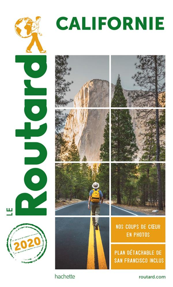 Guide du Routard ; Californie (édition 2020)