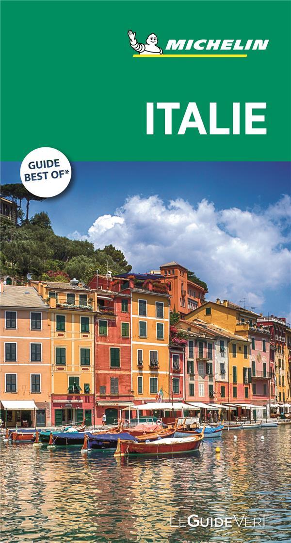 le guide vert ; Italie