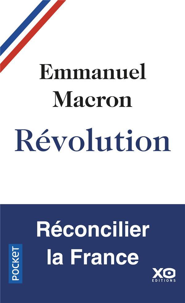 Macron Emmanuel - REVOLUTION