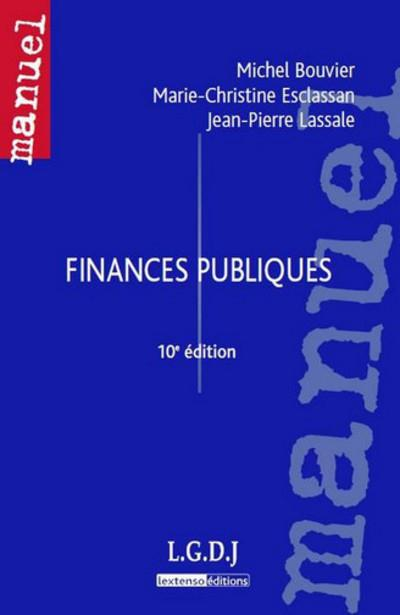 Finances publiques (10e édition)