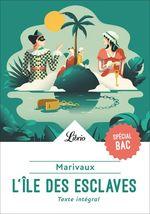 Vente EBooks : L'île des esclaves, suivi de La Dispute  - MARIVAUX