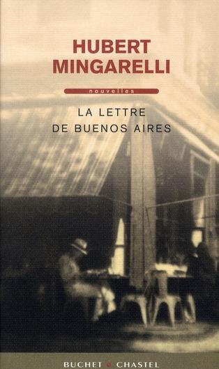 La lettre de Buenos Aires