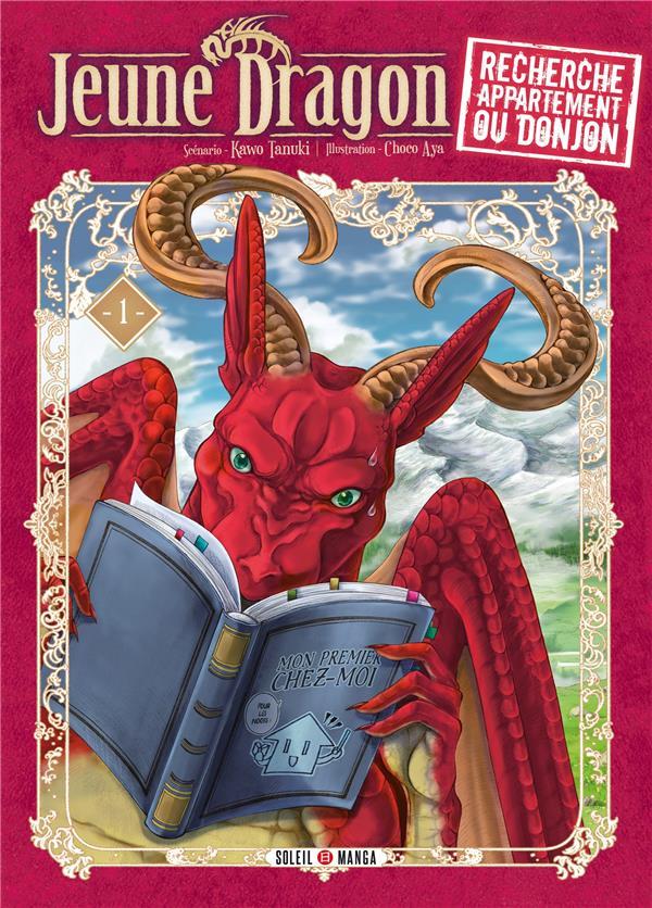 Jeune dragon recherche appartement ou donjon T.1