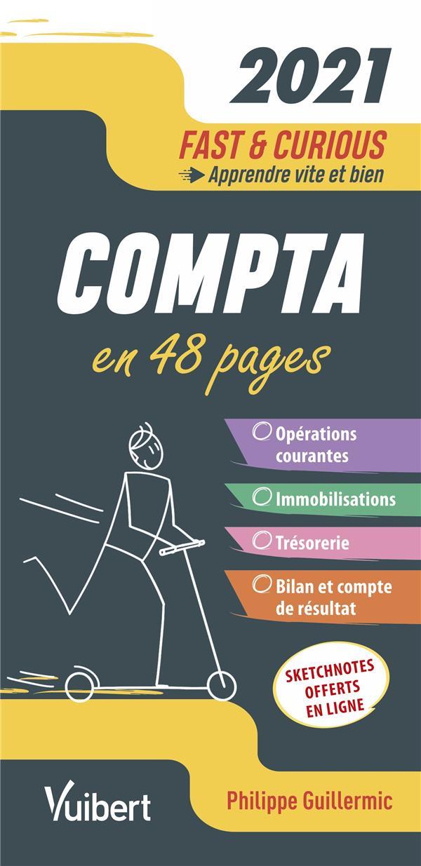 fast & curious ; comptabilité ; apprendre vite et bien (édition 2021)