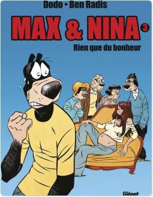 Max & Nina - Tome 03  - Dodo  - Ben Radis
