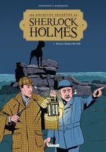 Vente Livre Numérique : Les archives secrètes de Sherlock Holmes t.1 ; retour à Baskerville Hall  - Philippe Chanoinat