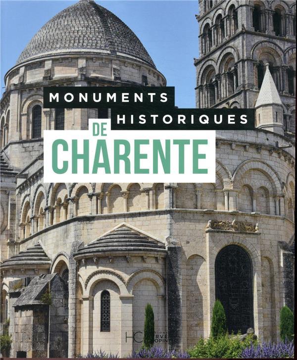 Monuments historiques de Charente