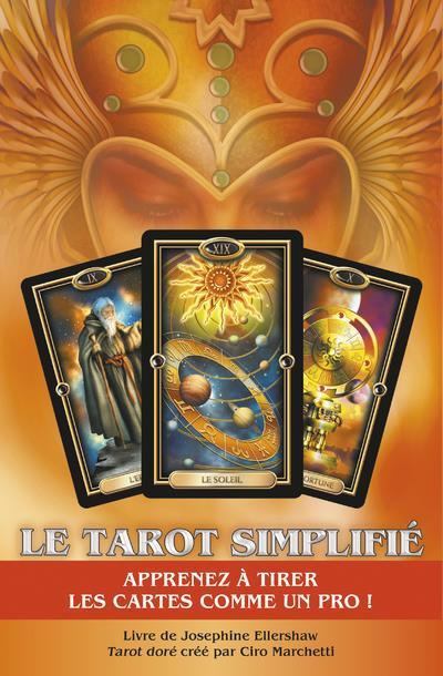 Le tarot simplifié : apprenez à tirer les cartes comme un pro !