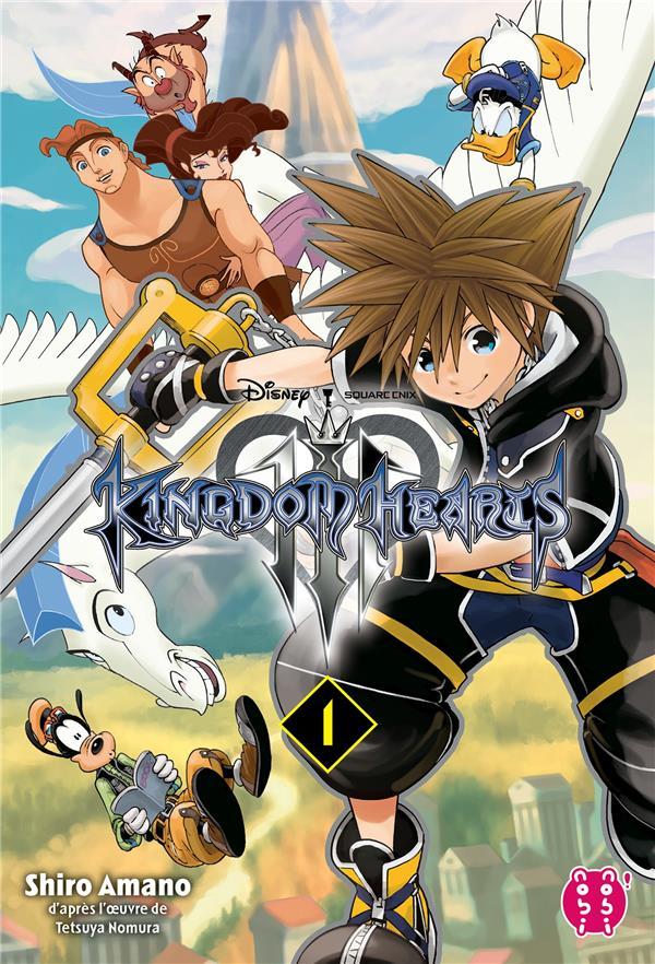 Kingdom Hearts III t.1