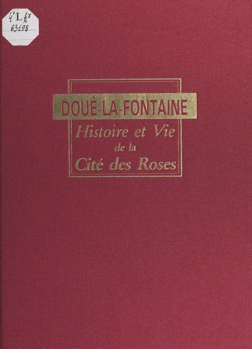 Doué-La-Fontaine  - Charles Gilbert