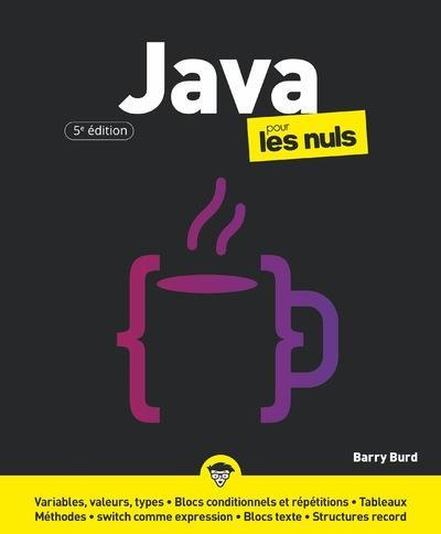 Java pour les nuls (5e édition)