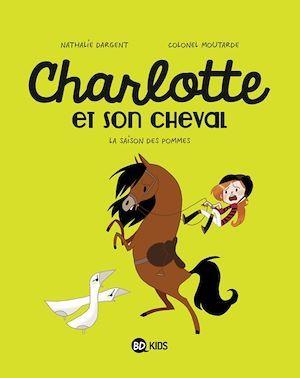 Charlotte et son cheval, Tome 01