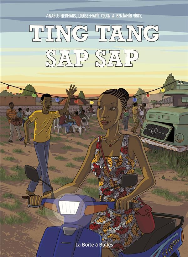 Ting Tang sap sap