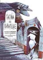 Couverture de Fatma Au Parapluie