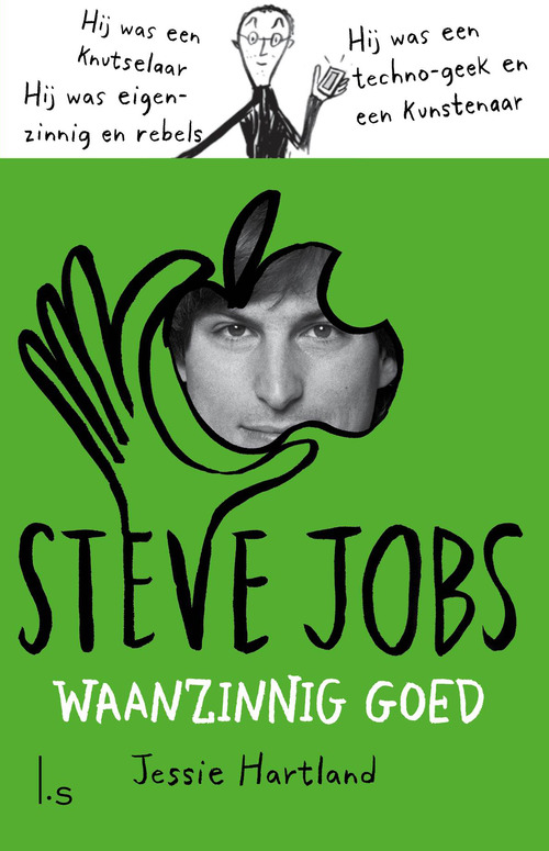 Steve Jobs. Waanzinnig goed