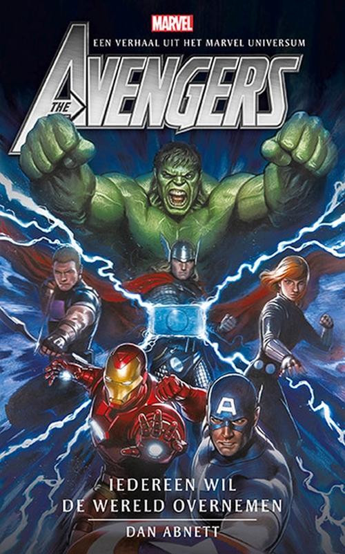Avengers - Iedereen wil de wereld overnemen - Dan Abnett - ebook