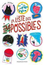 La liste des impossibles  - Lindsay LACKEY
