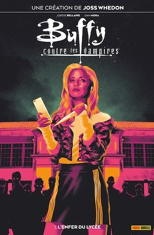 Buffy contre les vampires T01