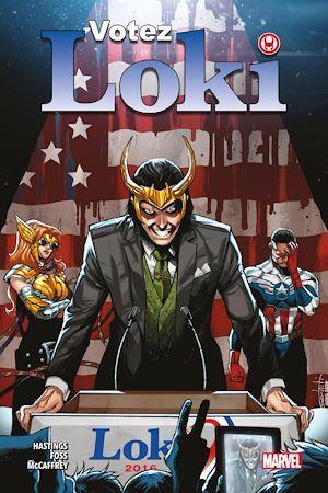 Loki : Votez Loki
