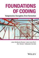Vente Livre Numérique : Foundations of Coding  - Jean-Guillaume Dumas - Éric Tannier - Sébastien Varrette - Jean-Louis Roch