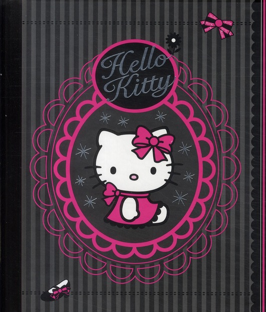 Hello Kitty ; Mon Journal Ado