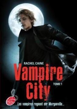 Vampire City T.1