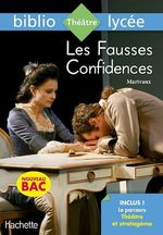 Vente EBooks : Bibliolycée - Les Fausses confidences, Marivaux - BAC 2021  - MARIVAUX