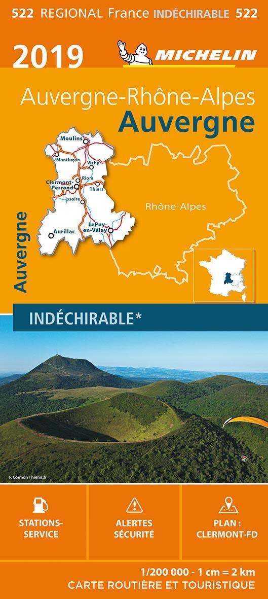 Auvergne-Rhône-Alpes (édition 2019)