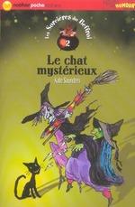 Couverture de Chat mysterieux - vol02