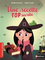 Vente EBooks : Une recette top secrète - Roman Humour - De 7 à 11 ans  - Quitterie Simon