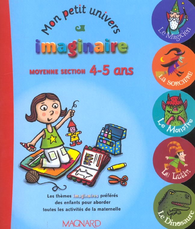Imaginaire ; Ms