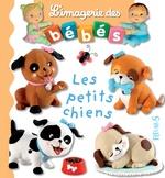 Vente Livre Numérique : Les petits chiens - interactif  - Nathalie Bélineau - Émilie Beaumont